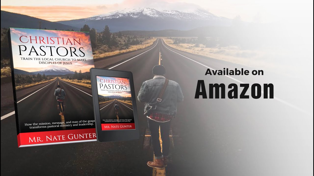 #2 Education Book - Christian Pastors, Train the Local Church to Make Disciples of Jesus
