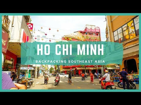 HO CHI MINH, VIETNAM Travel Video