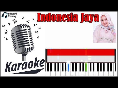 Indonesia Jaya Cipt. Liliana Tanoe (karaoke) Style to Midi Record