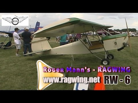 RW 6 Ragwing Ultralight Aircraft By Ragwing Aircraft.