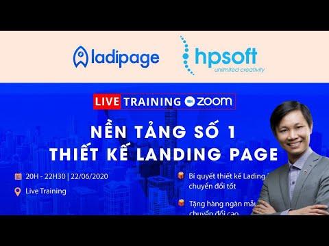 Thiết kế Landing Page bán hàng từ A - Z ai cũng làm được (2020)