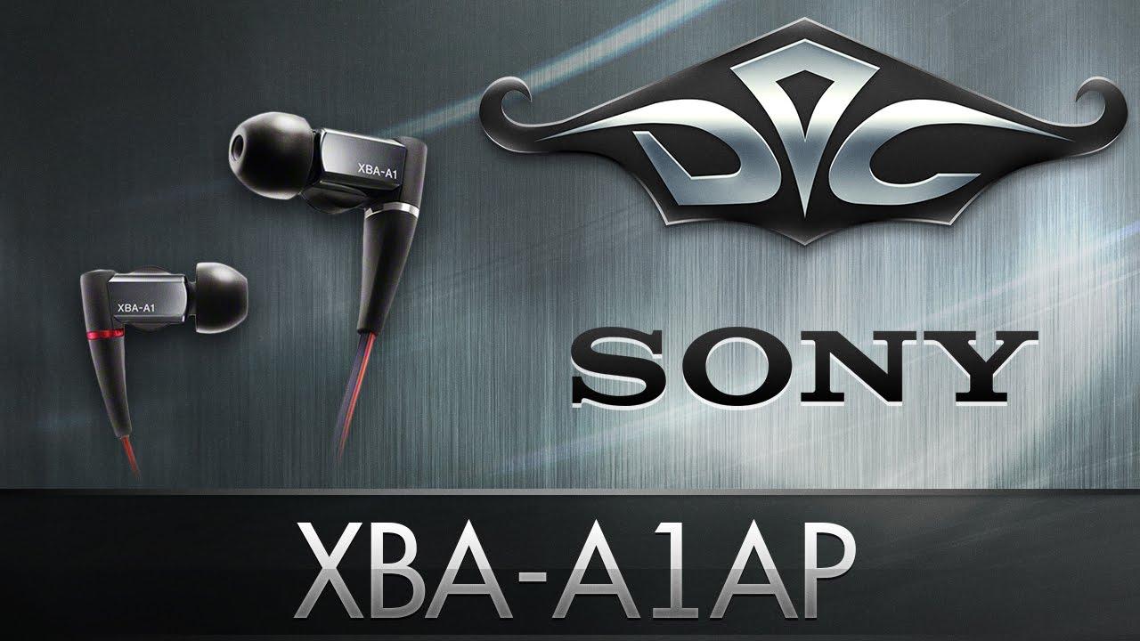 Sony XBA-A2 (Hi-Res IEM) Semi-Review - YouTube