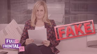 Real or Fake: Gratitude Edition! | Full Frontal on TBS