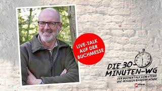 Der lange Atem der Bäume   Peter Wohlleben   Die 30-Minuten-WG   Frankfurter Buchmesse 2021