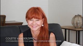 Interview de Colette Vanderzippe - Co-fondatrice de l'Ecole Supérieure d'Hypnose Ericksonienne