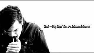 No.1 - Hiç ışık yok ft. Melek Mosso (Lyrics Video)