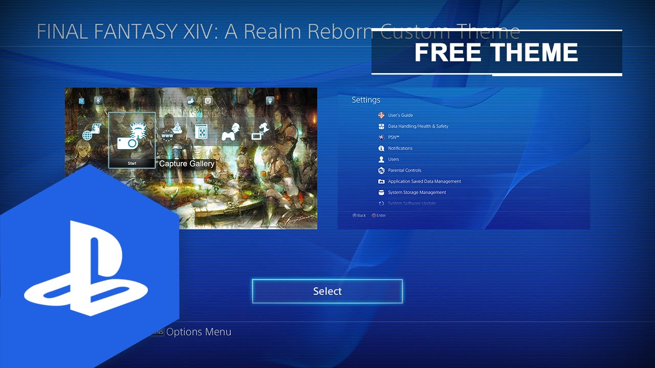 Final Fantasy XIV's Fantastic PS4 Theme Is Now Available and