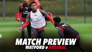Watford v Arsenal | 2017/18 | Match Preview