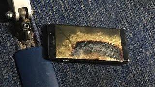 سامسونگ فروش گوشی های گالاکسی نوت ۷ را متوقف کرد