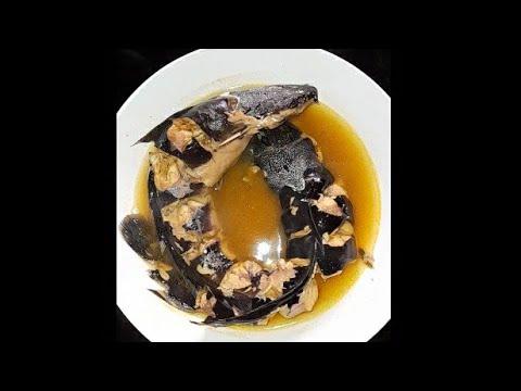 Catfish pepper soup/Quick Catfish Recipe #shorts, #youtubeshorts,