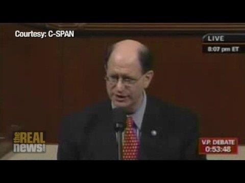 The Iraq war hits Wall Street