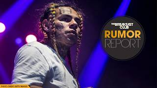 Tekashi69 Signs Multi-Million Dollar Record Deal From Prison