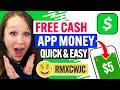 Free Cash App Money Code 2021: Referral Bonus In 1 Minute! (100% Works)