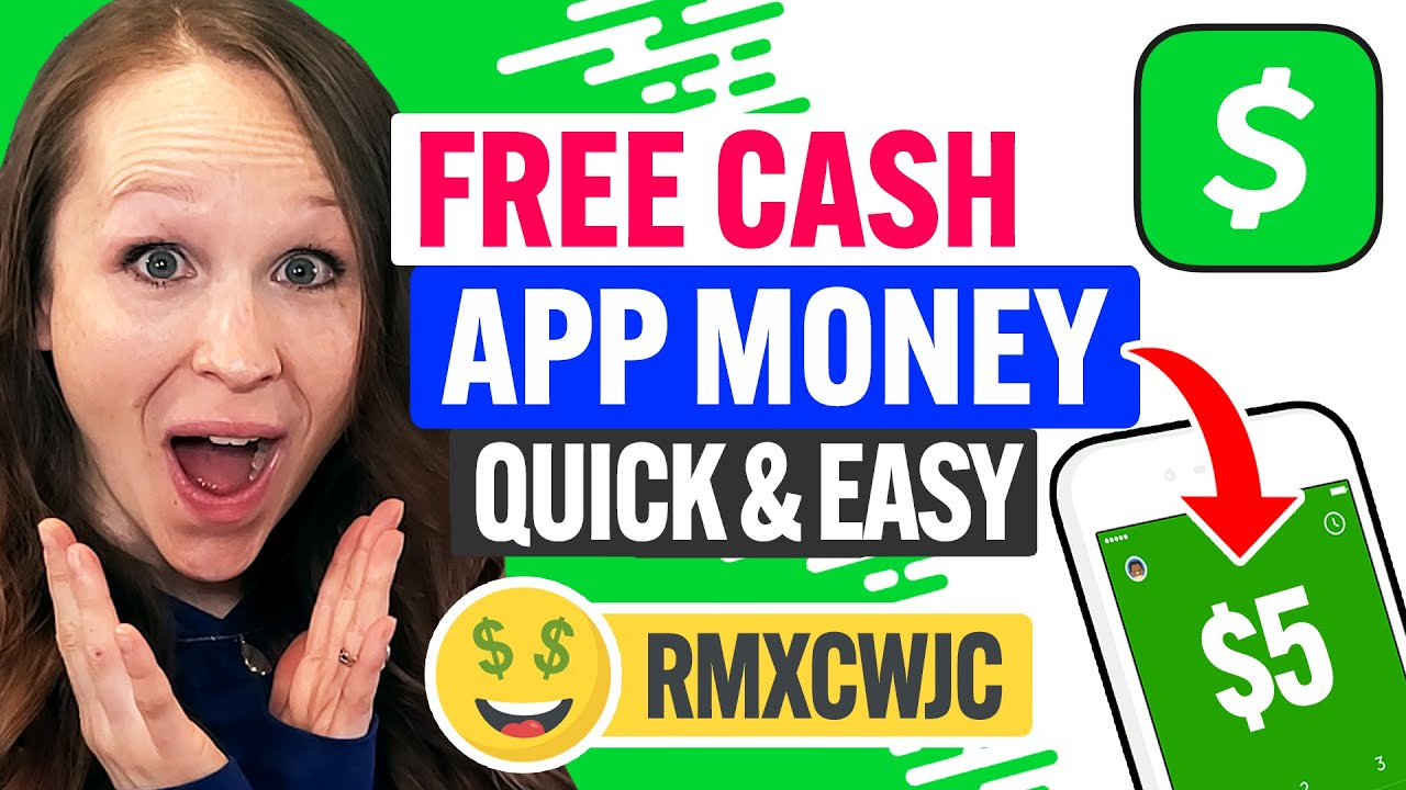 Download Free Cash App Money Code 2021: Referral Bonus in 1 Minute! (100% Works)
