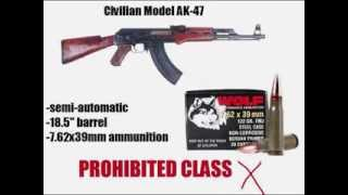 Why Is The AK47 Prohibited In Canada?