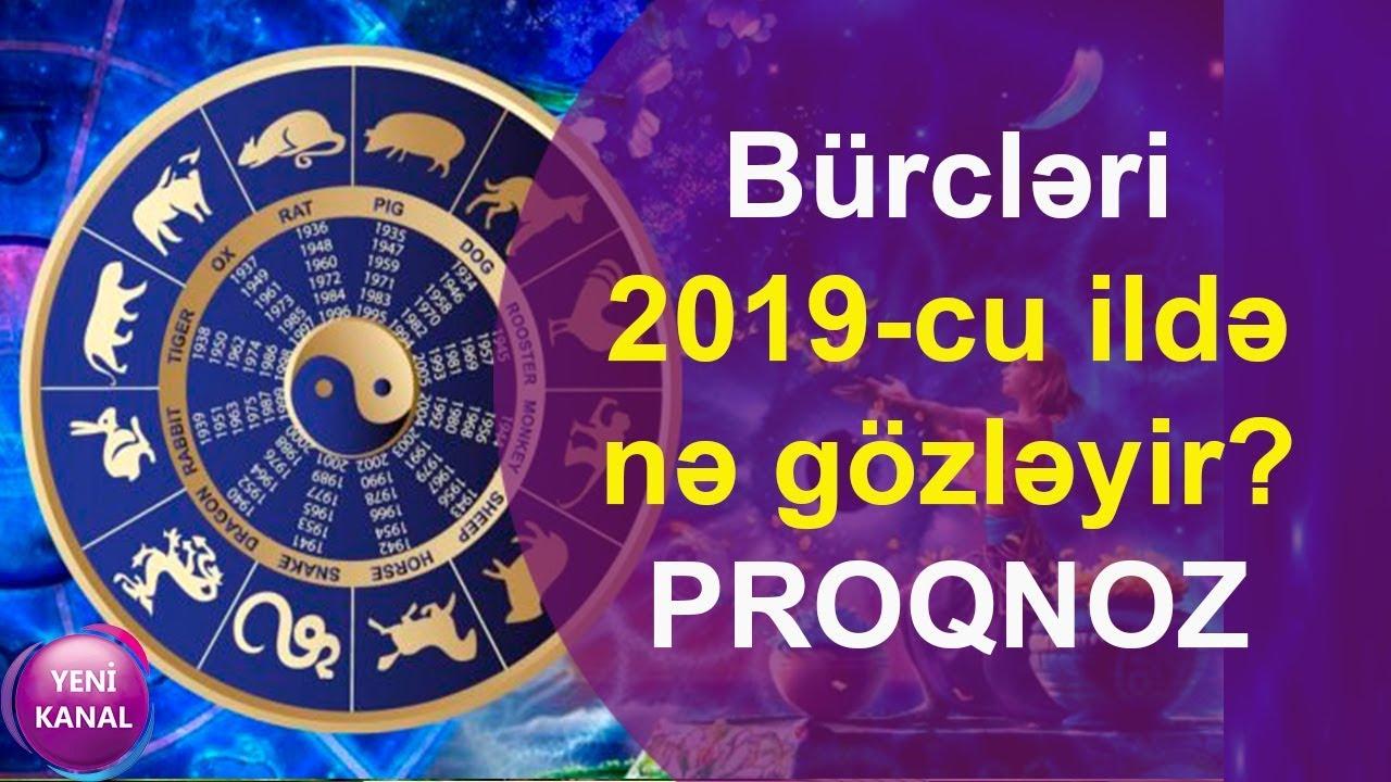 Burcləri 2019 Cu Ildə Nə Gozləyir Proqnoz Youtube