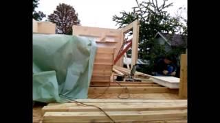 Как построить каркасный дом своими руками(Ответ найдете в этом видео или на странице нашего сайта http://masterovoy.com.ua/object-25/karkasno-panelniy-dom-dnepropetrovsk-ul-degtyareva.html..., 2013-10-28T16:07:24.000Z)