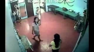 Cebu City Earthquake Feb. 06, 2012 captured by CCTV 4/4 MUST SEE!!!