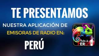 Radios del Peru (Muy buena aplicación de radios de Peru)