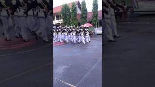 Paskibra SMP Insan Kamil Legok Tangerang