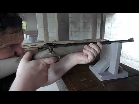 Shooting the Keystone Arms Crickett 22 LR