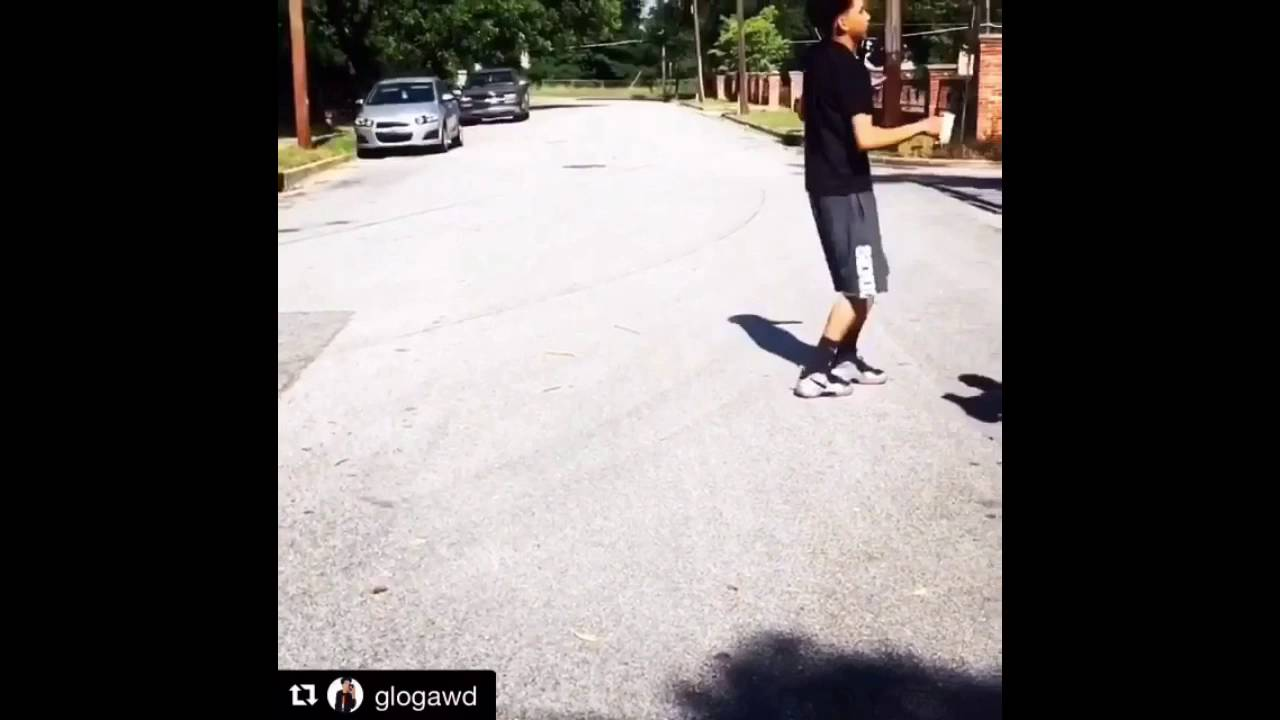 Download @GloGawd dance on ig Song: Ps and Qs- Lil Uiz Vert