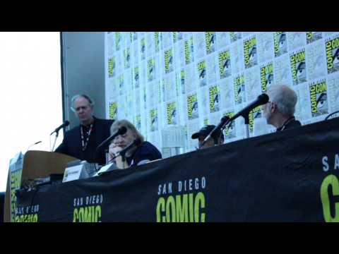 Hermes Press: Bernie Wrightson: Art and Design for Gang of Seven Animation Studio panel PART ONE