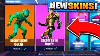 The Next New Skins and Dances of Season 4 Fortnite Battle Royal!!!