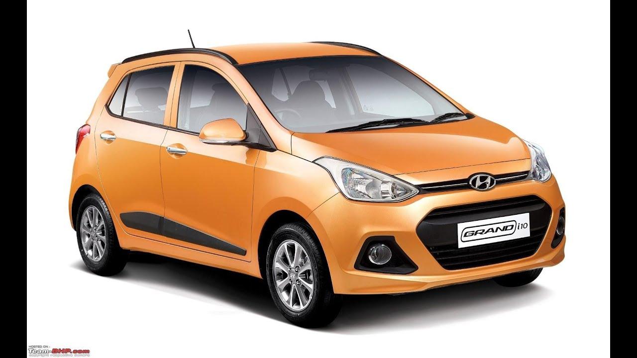 Hyundai launches Grand i10 in Mumbai  YouTube