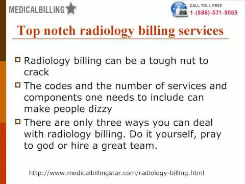 RADIOLOGY BILLING SERVICES