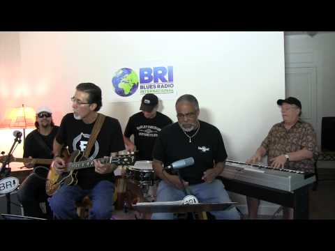 """BRI presents """"Baby Right Now"""" The Andy T Nick Nixon Band, on Blues Radio International"""