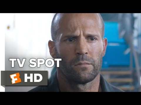 The Fate of the Furious TV SPOT - A Good Old Fashioned Fist Fight (2017) - Jason Statham Movie
