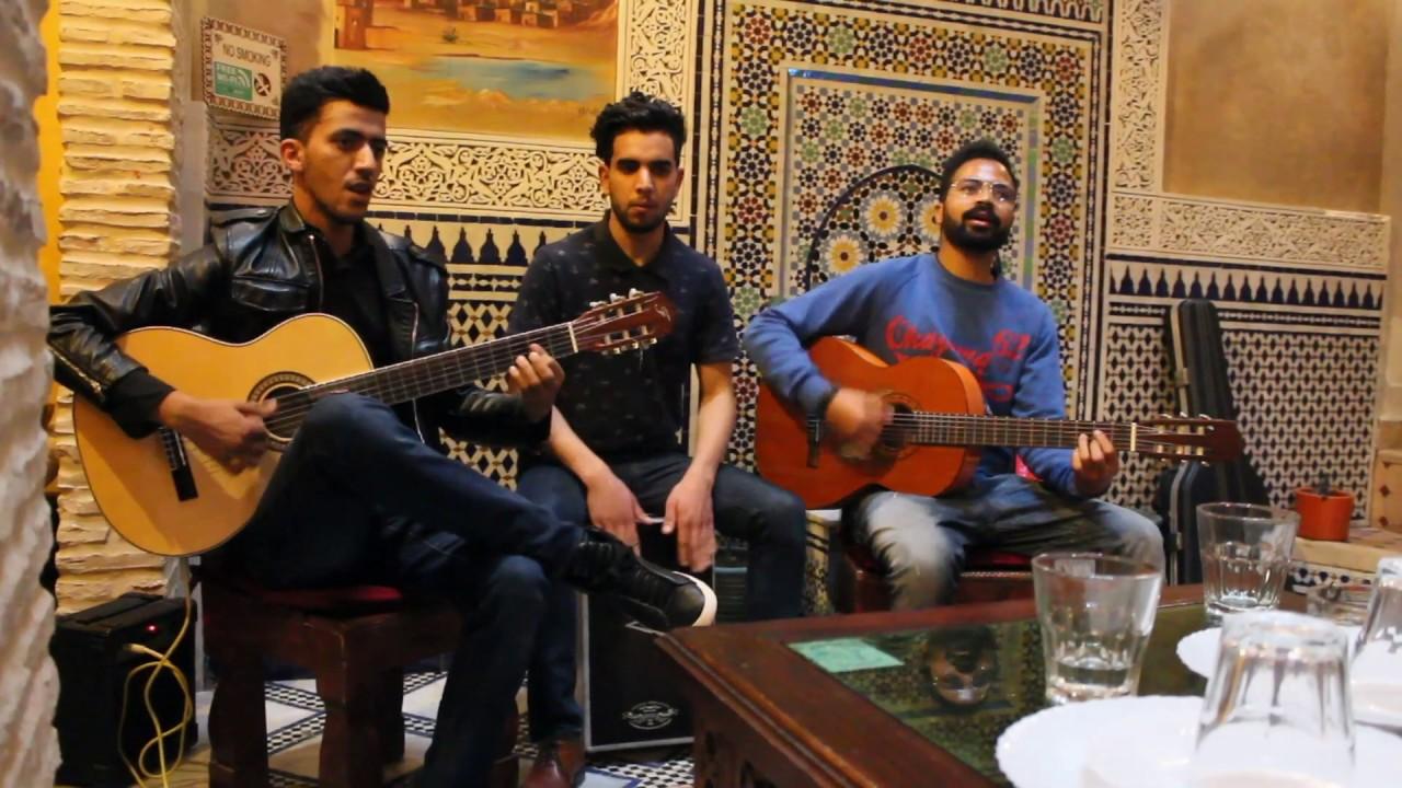 Alhambra Band - Ya Hasra 3lik Ya Denya (cover)