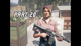 FAR CRY 5 Walkthrough Part 20 - HURK'S MOM! (4K Let's Play Commentary)