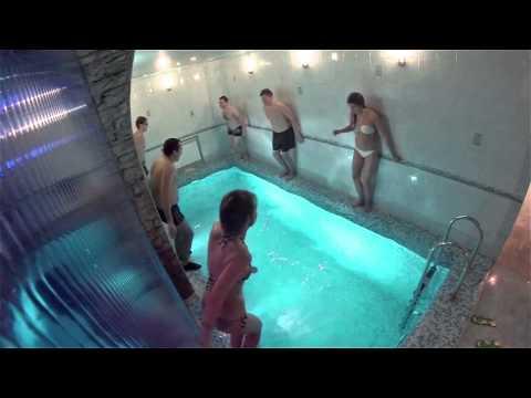 Видео скрытая баня предложить