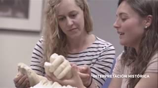 El proceso de una excavación arqueológica: Los Bañales (Clau Creative Services/FECYT, Enero de 2018)