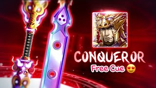 How To Get The Conqueror Cue for Free in 8 Ball Pool! GIVEAWAY [No Cue Hack/Cheat]