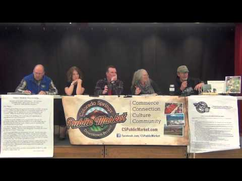 THOUGHT FOR FOOD: Local Food ~ Local Economy Panel