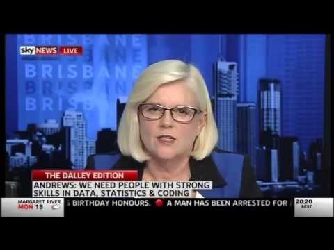 Sky News - The Dalley Edition - 8th June 2015