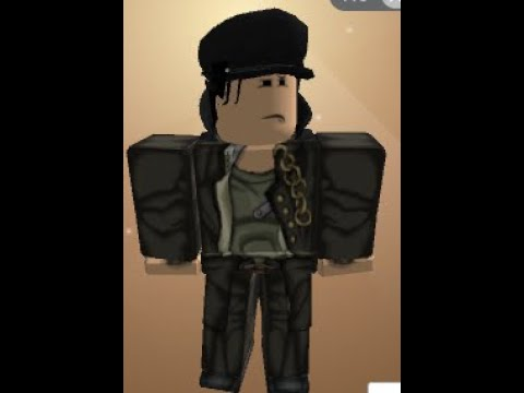 How To Make A Jotaro Kujo Outfit Roblox Youtube