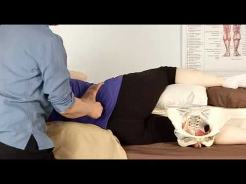 Part 2 of 2 Carole Osborne: How to address Peri-Partum Pelvic Pain using Oakworks massage equipment Travel Video