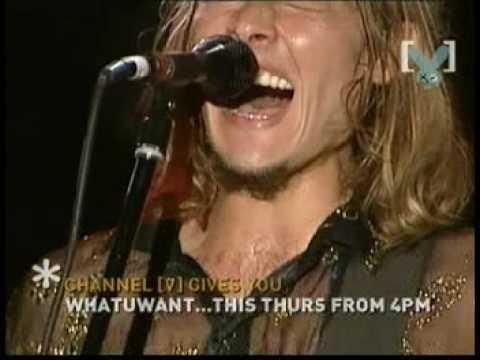 Silverchair - Ana's Song (Live @ BDO 2002)