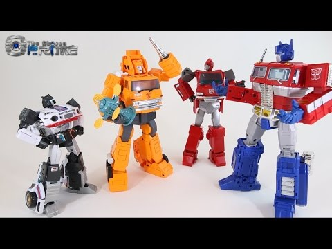 MP-35 Masterpiece Grapple - Review