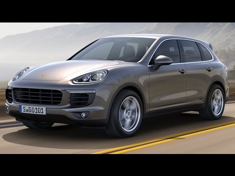 2016 porsche cayenne review youtube