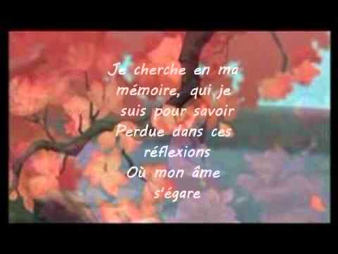 Mulan - Réflexion - Paroles