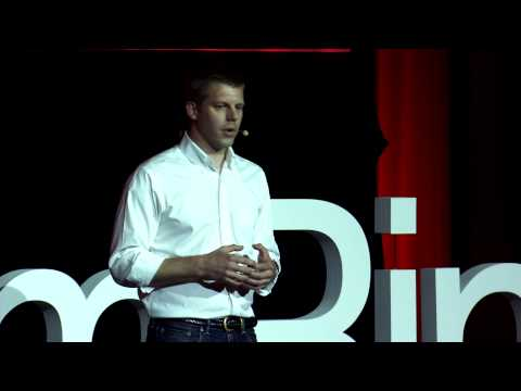 The Secret of Starting Over | Edward Hartwig | TEDxAmRingSalon
