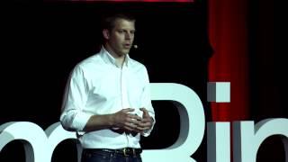 The Secret of Starting Over | Edward Hartwig | TEDxAmRingSalon