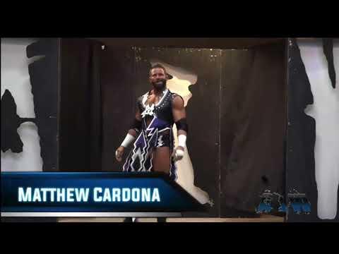 Download Matt Cardona vs Joshua Bishop AIW One Step Ahead highlights
