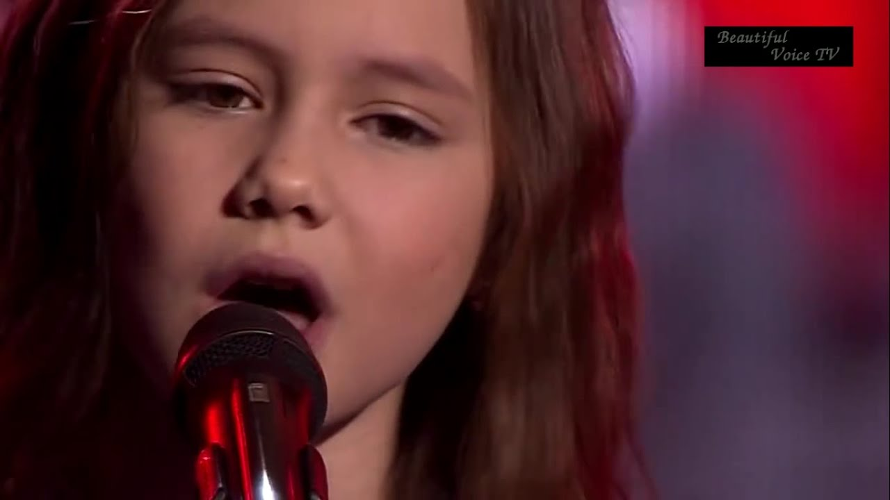 Maria.'Sweet People'.The Voice Kids Russia 2015. - YouTube