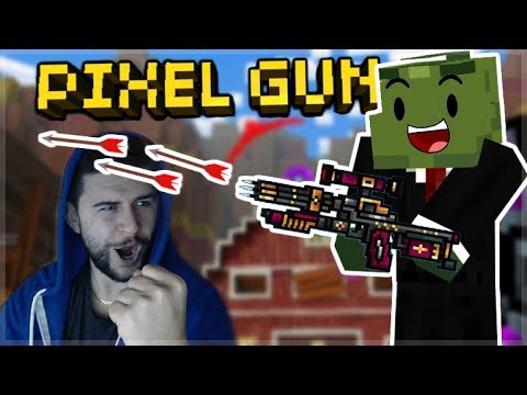 Pixel Gun 3D | OMG! WE CRAFTED THE VAMPIRE HUNTER EPIC SNIPER WEAPON!